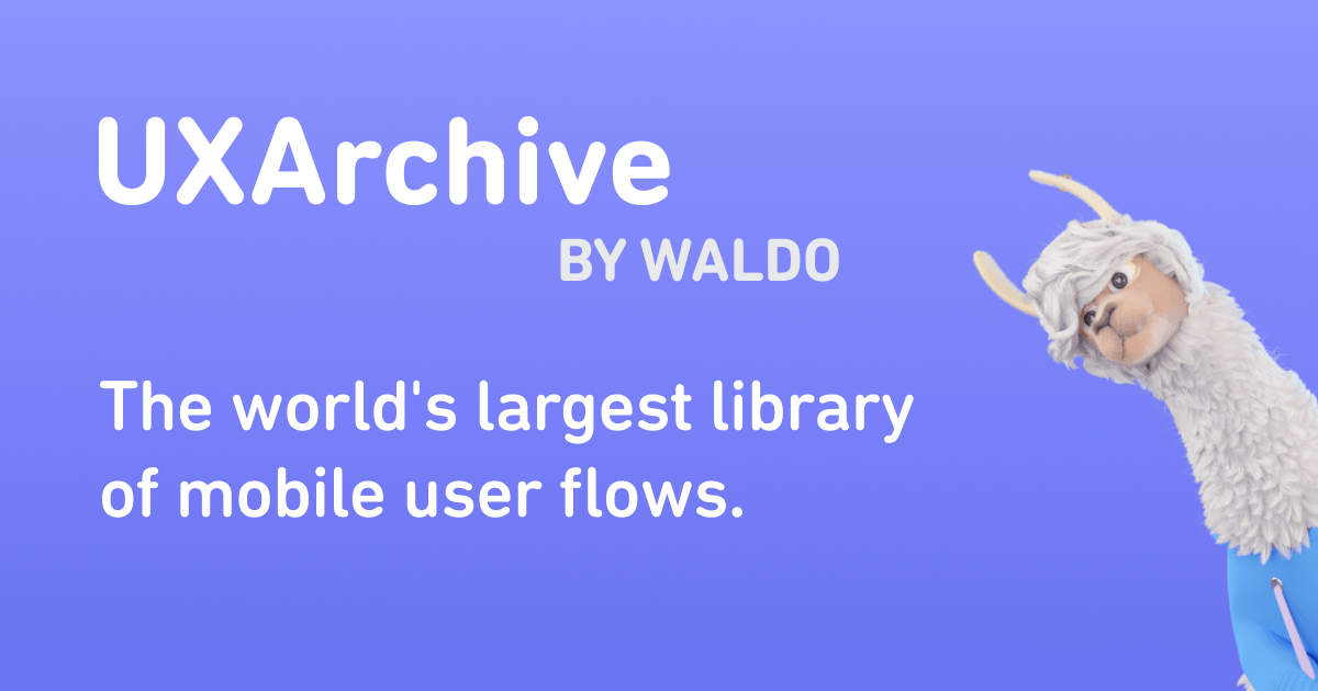 uxarchive-made-by-waldo